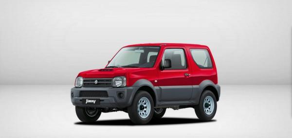 Suzuki Jimny 2015.1.1