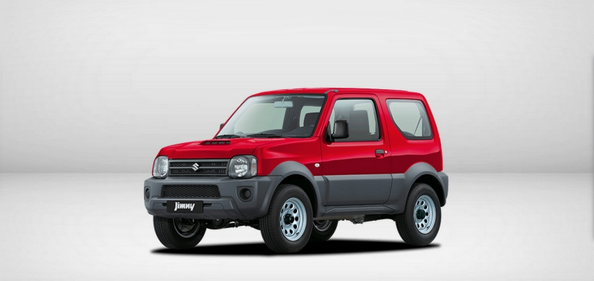 suzuki jimny 2015 une simple mise jour blog automobile. Black Bedroom Furniture Sets. Home Design Ideas
