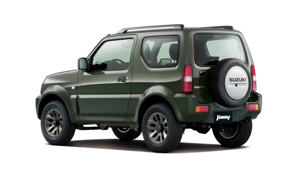 nouveau suzuki jimny 2014 autos post. Black Bedroom Furniture Sets. Home Design Ideas