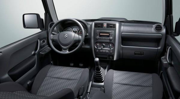 Suzuki Jimny 2015.4