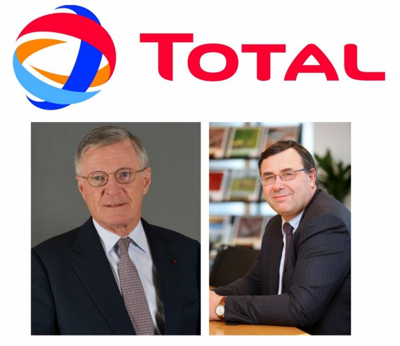 Total Desmarest & Pouyanné