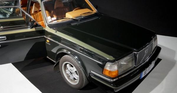 Volvo 240 Turbo break de JL Dumas PDG d'hermes.0