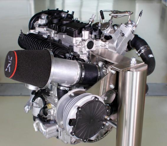 Moteur Volvo Drive-E 2.0 L 450 ch