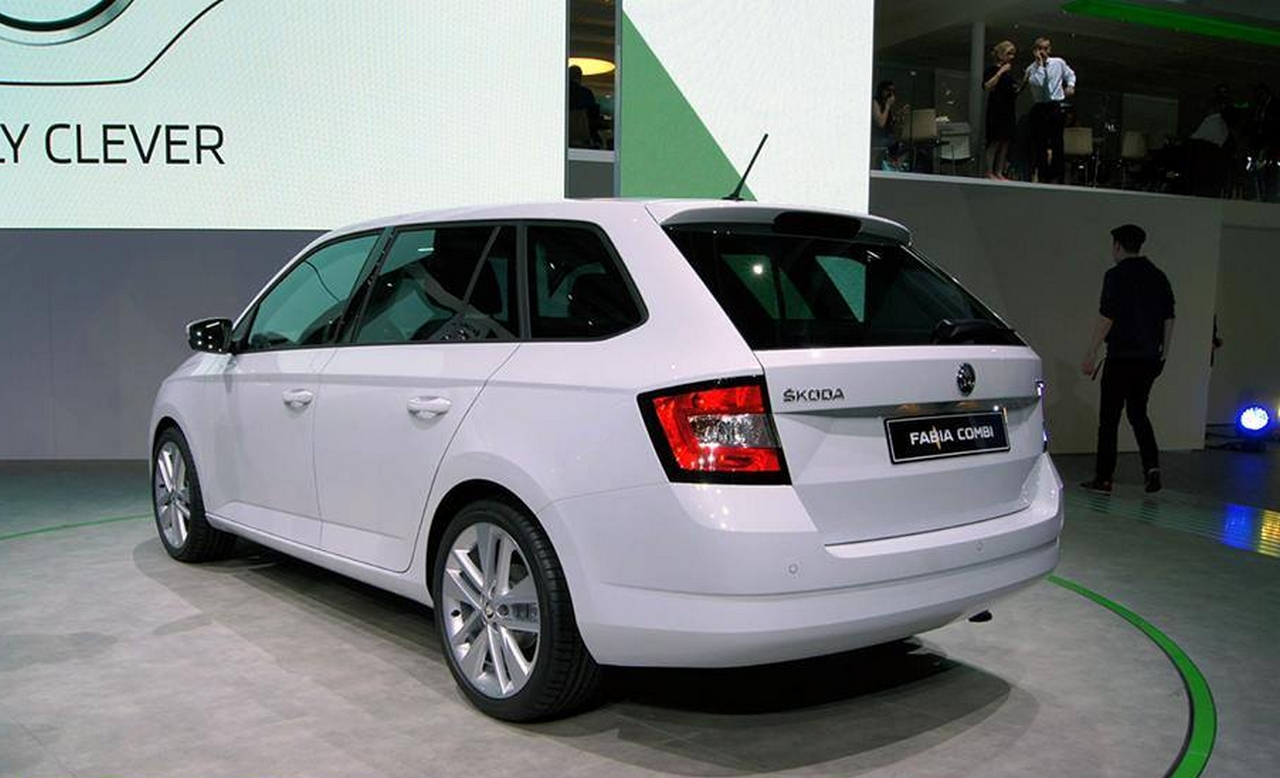 skoda fabia combi 5 blog automobile. Black Bedroom Furniture Sets. Home Design Ideas