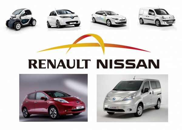 Alliance Renault-Nissan - 200.000 Z.E.1