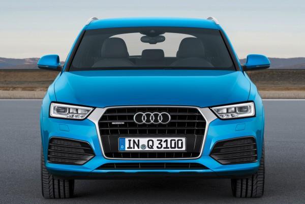 Audi Q3 S line 2.0 TDI quattro 2015.0