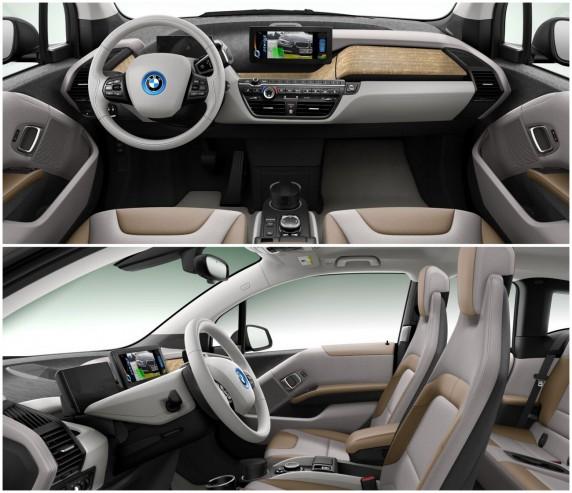 BMW i3 - Voiture verte de l'année au Salon de Los Angeles.1
