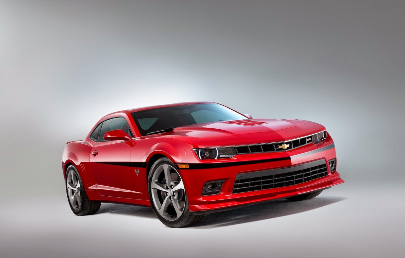 Chevrolet Camaro Commemorative Edition