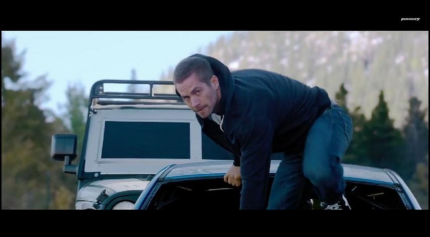 Fast & Furious 7 le trailer
