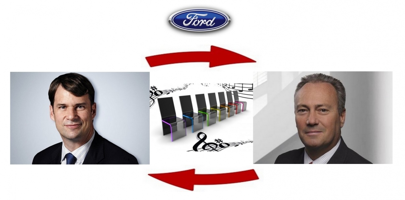 Ford - Jim Farley remplace Stephen Odell