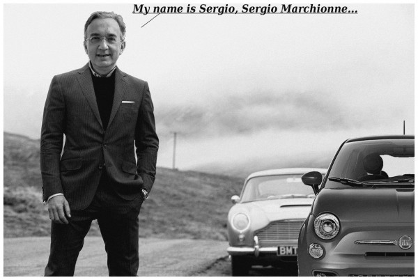James Bond roulera en Fiat 500 dans son 24eme film grâce au lobbying de Sergio Marchionne