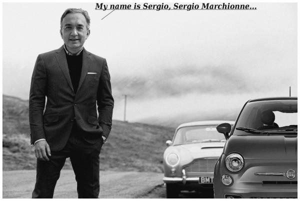 James Bond roulera en Fiat 500 dans son 24eme film grâce au lobbying de Sergio Marchionne