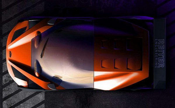 KTM X-Bow Race Car