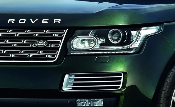 Land Rover Range Rover Holland & Holland 2015.0