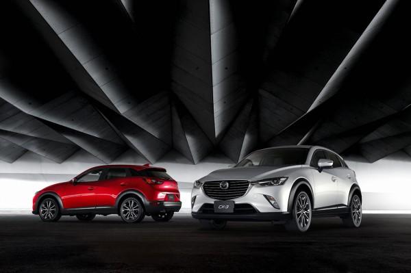Mazda CX-3 2015.1