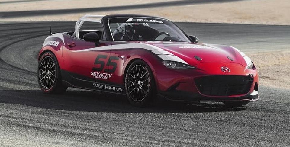 Mazda MX-5 Cup
