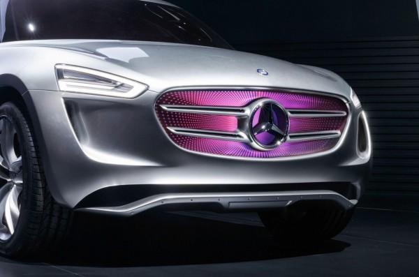 Mercedes Benz GCode Concept.0