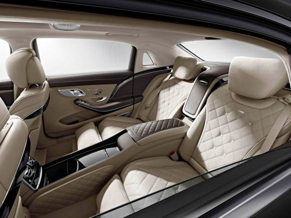 Mercedes-Maybach S600.2