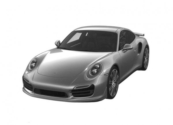 Porsche 911 restylée 2015.1