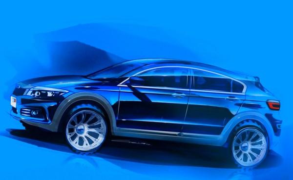 SUV Qoros.1