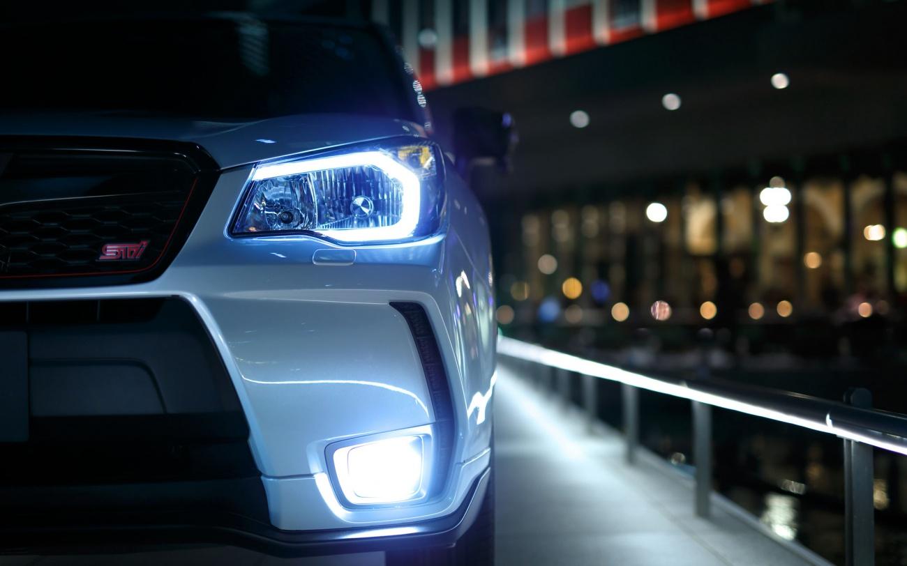 Subaru Forester tS 2015