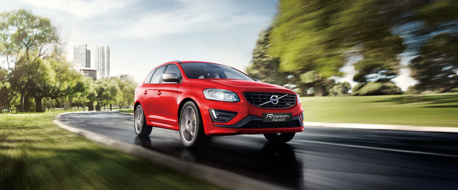Volvo XC60 R Design Spec China