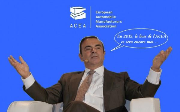Carlos Ghson réélu à la tête de l'Acea