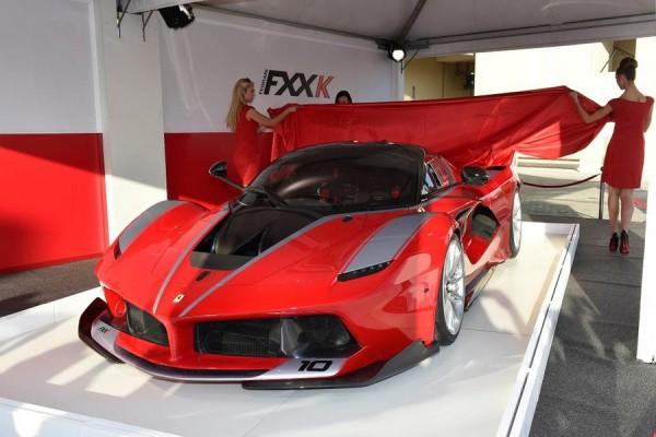 Ferrari FXX K.1
