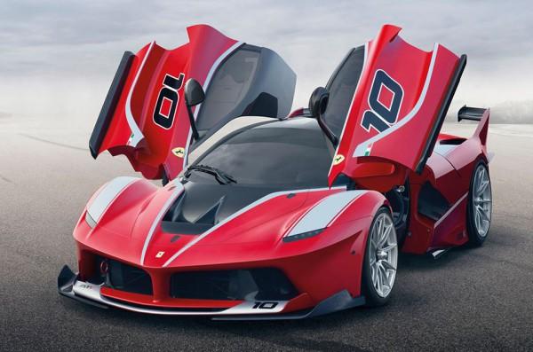 Ferrari FXXK.4