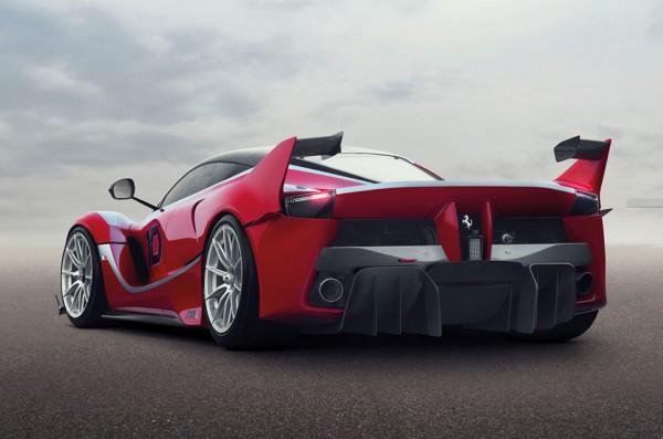Ferrari FXXK.5