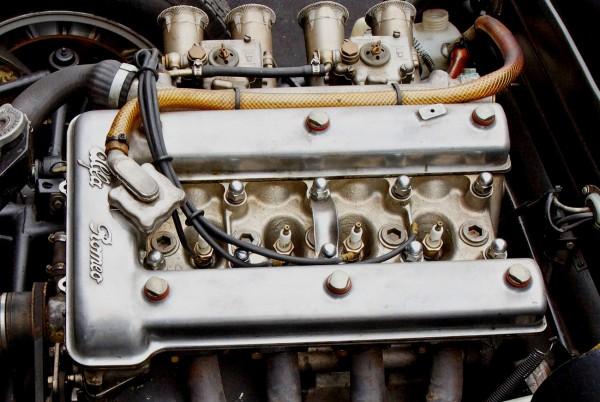 Moteur Alfa Romeo TZ 1965