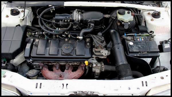 Moteur TU dans Peugeot 106