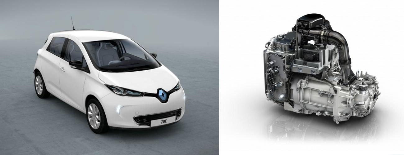 Renault Zoe 2015