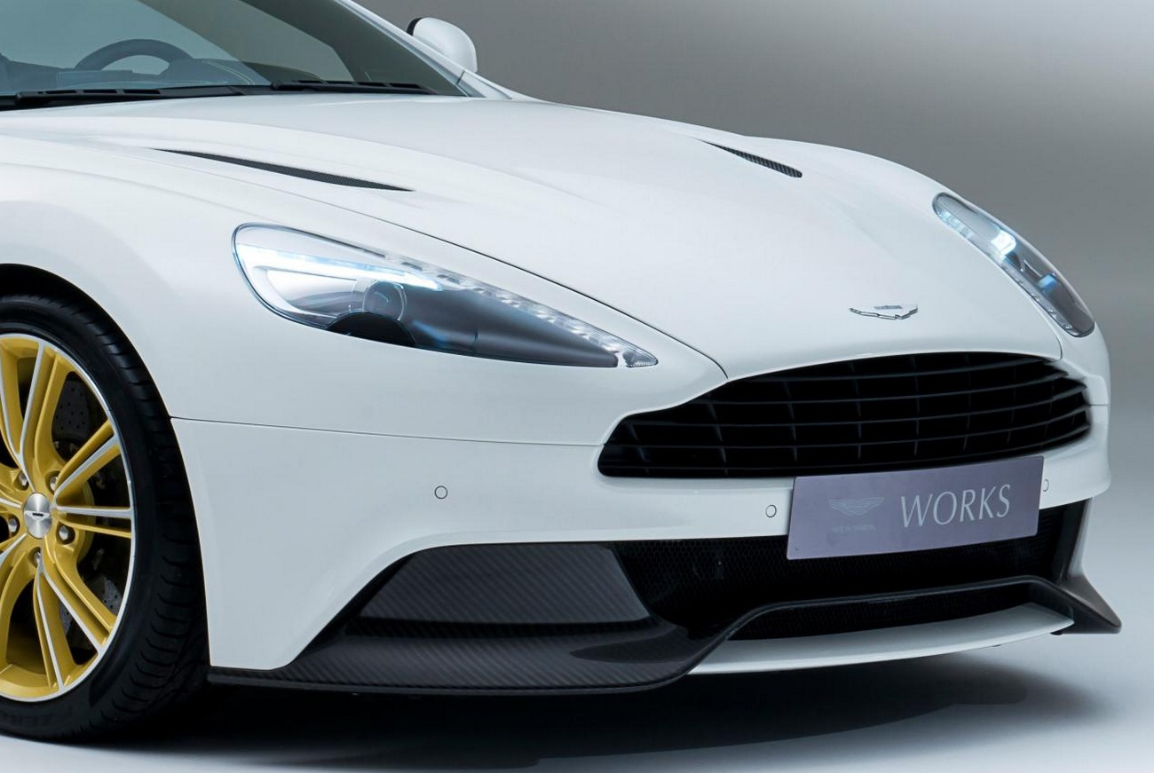 aston martin vanquish works 60th anniversary edition blog automobile. Black Bedroom Furniture Sets. Home Design Ideas