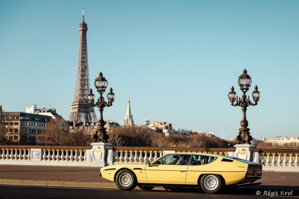 Espada in Paris