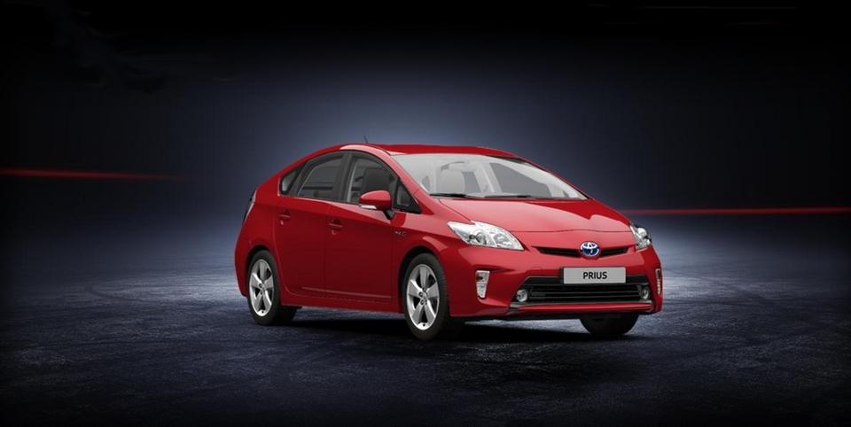 Toyota Prius Dynamic
