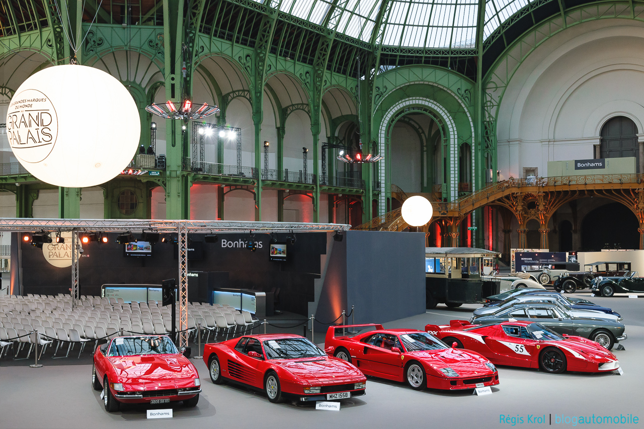Bonhams @Grand Palais, Paris