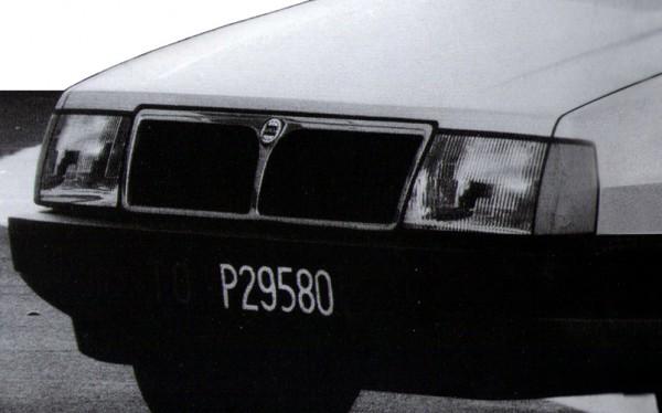 Fiat Uno Lancia