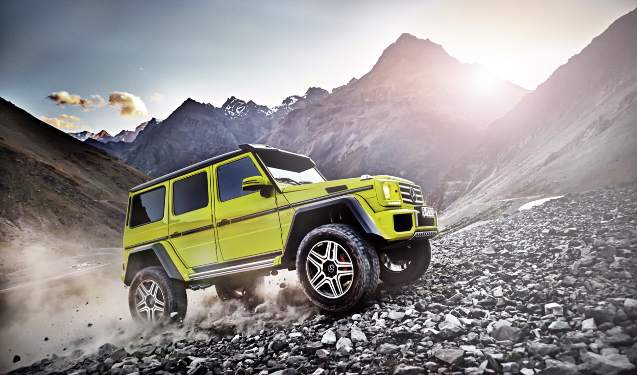 Mercedes-Benz G500 4x4 square2 - 01