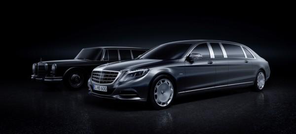 Mercedes-Maybach Pullman 600 - 1