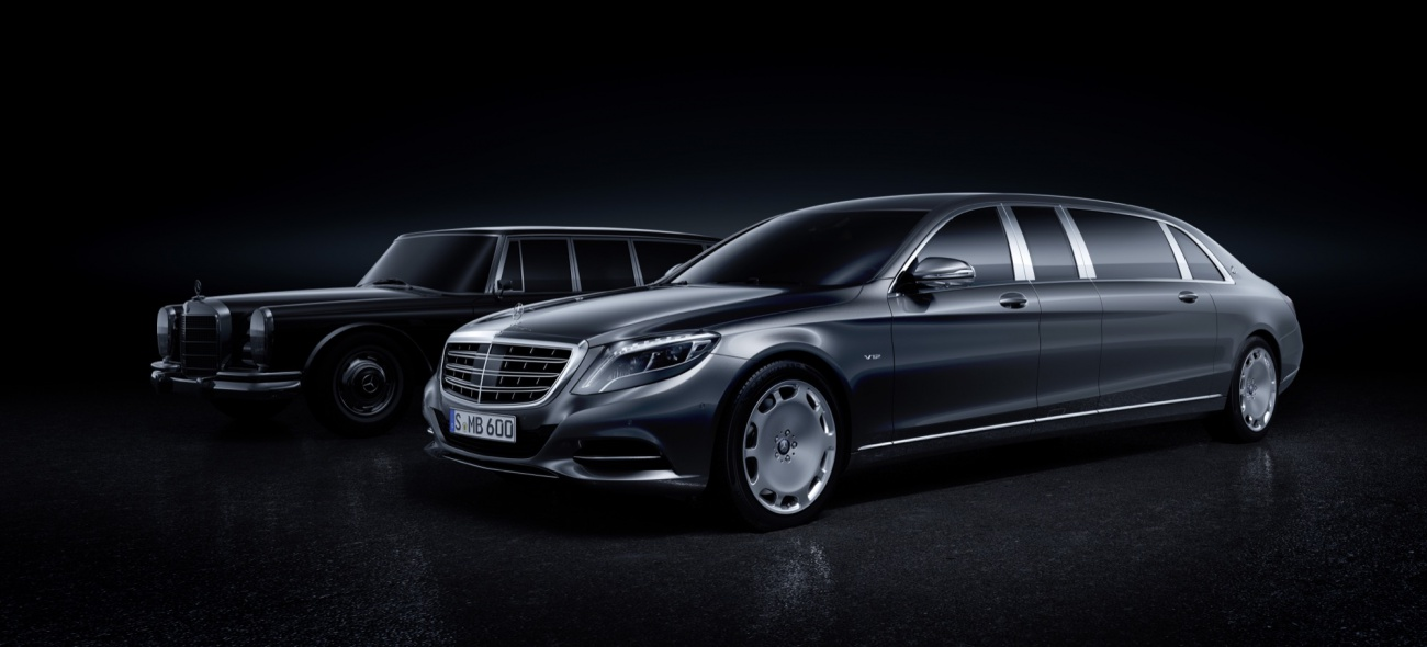 Mercedes-Maybach Pullman 600 - 1