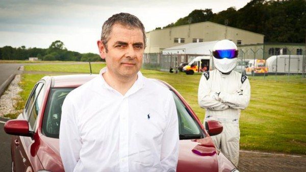 rowan atkinson top gear