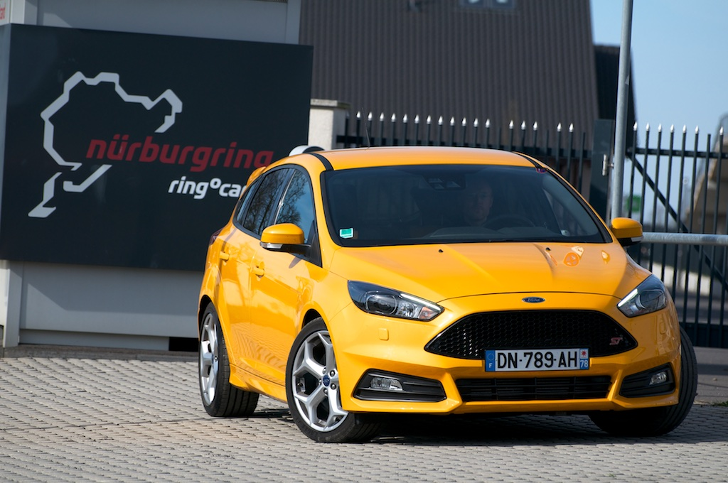 la ford focus st ecoboost au n rb rgring blog automobile. Black Bedroom Furniture Sets. Home Design Ideas