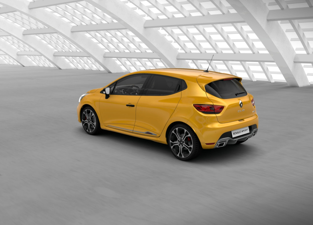 renault clio rs 220 edc trophy blog automobile. Black Bedroom Furniture Sets. Home Design Ideas