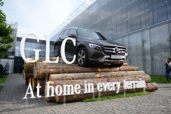 "GLC ""At home in every terrain"""