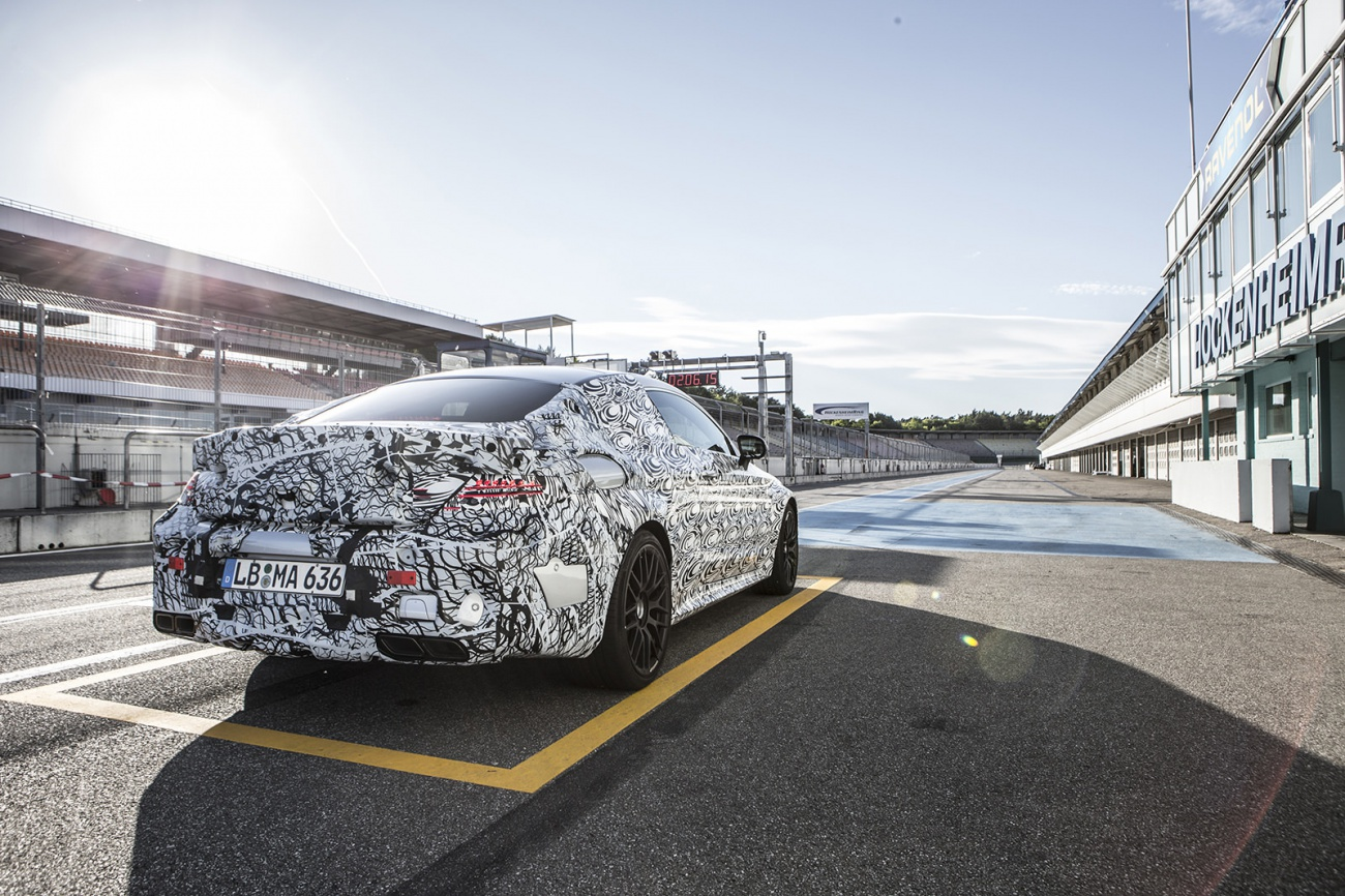 Mercedes-AMG C63S Coupe Proto - 6