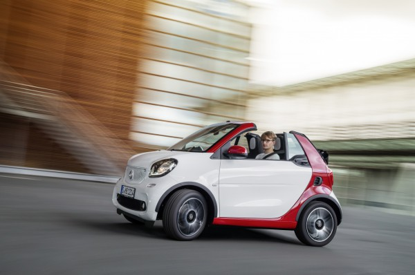 Smart Fortwo 2015 - 8