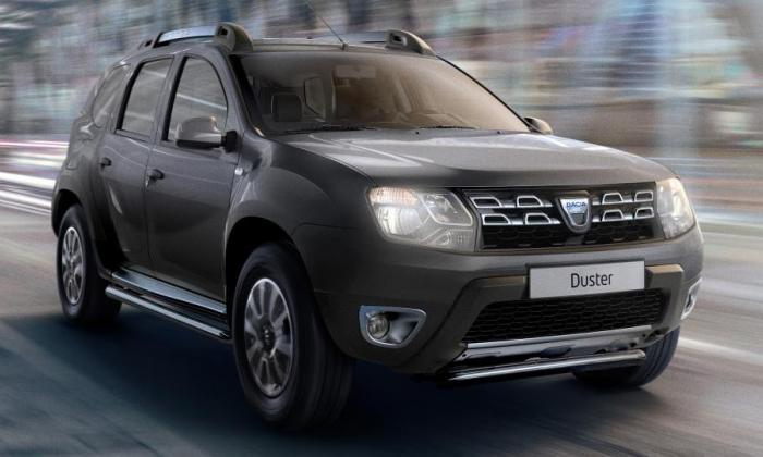 2016 welcome dacia duster steel. Black Bedroom Furniture Sets. Home Design Ideas