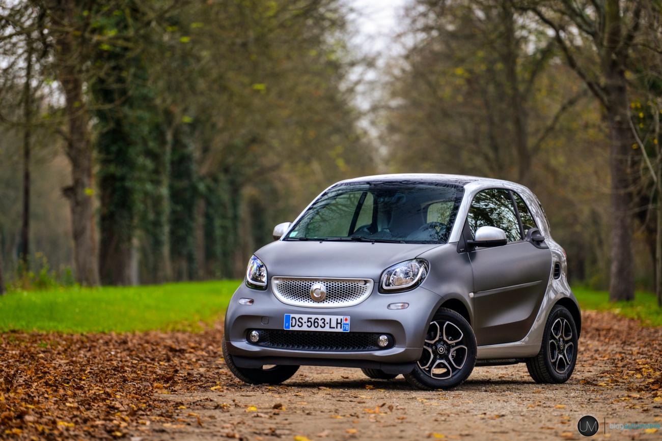Essais : Smart Attack ! - Blog Automobile