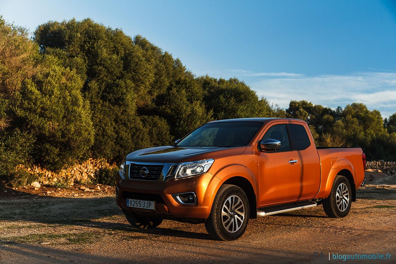 Nissan Pick Up Np300 Viene A Quot Copar La Parada Quot Pictures to pin ...